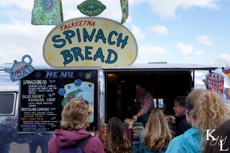 Spinach Bread 1